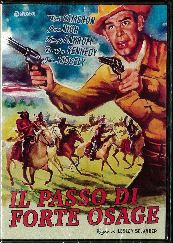IL PASSO DI FORT OSAGE (DVD)