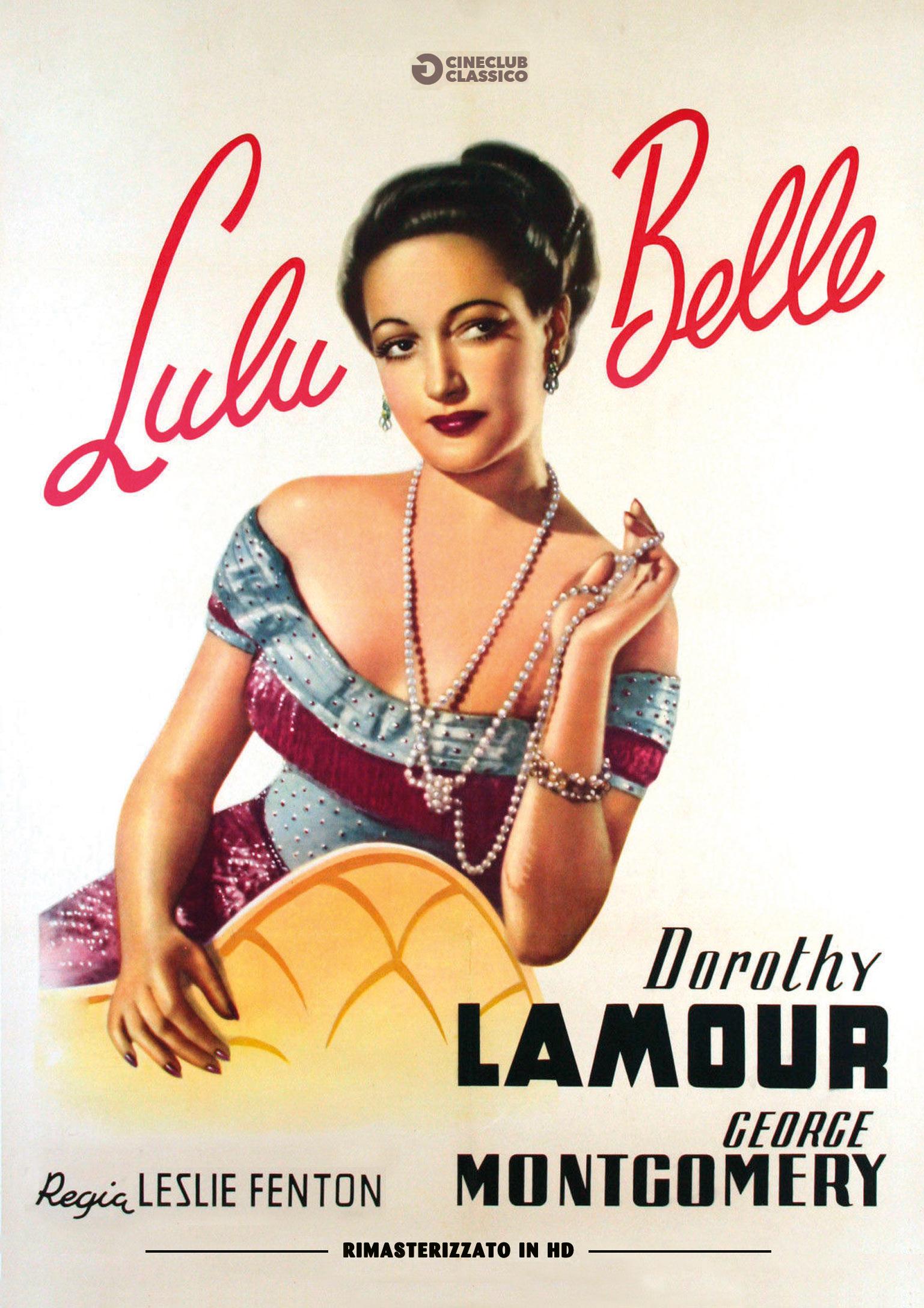 LULU' BELLE (RIMASTERIZZATO IN HD) (DVD)