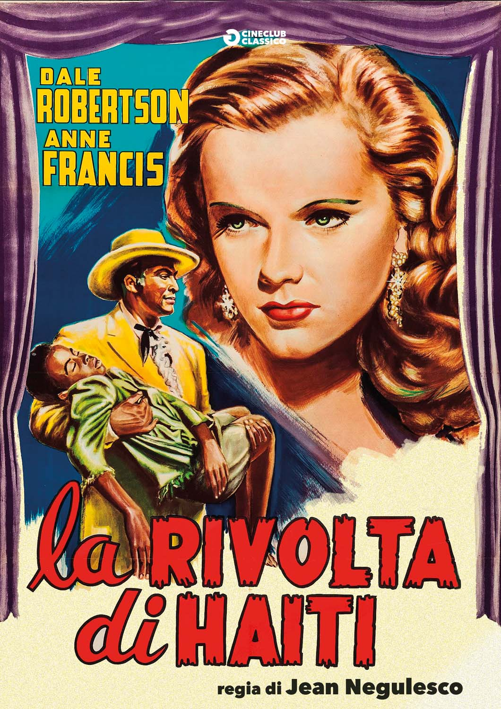 LA RIVOLTA DI HAITI (DVD)