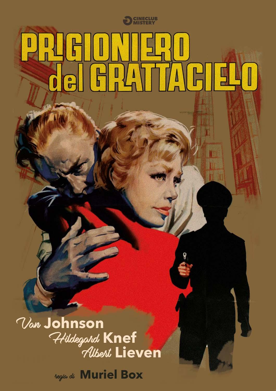 PRIGIONIERO DEL GRATTACIELO (DVD)