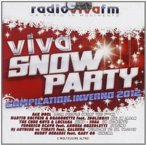 VIVA SNOW PARTY. COMPILATION INVERNO 2011 (CD)