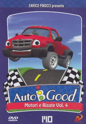 AUTO B GOOD - MOTORI E RISATE #04 (DVD)
