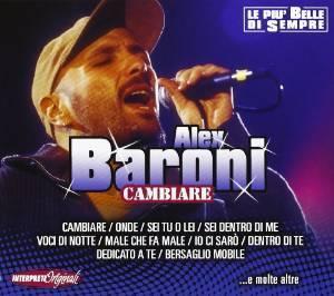 ALEX BARONI - CAMBIARE (CD)