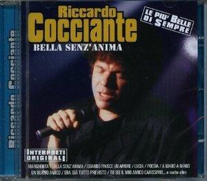 RICCARDO COCCIANTE - BELLA SENZ'ANIMA (CD)