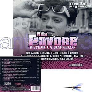 RITA PAVONE - DATEMI UN MARTELLO (CD)