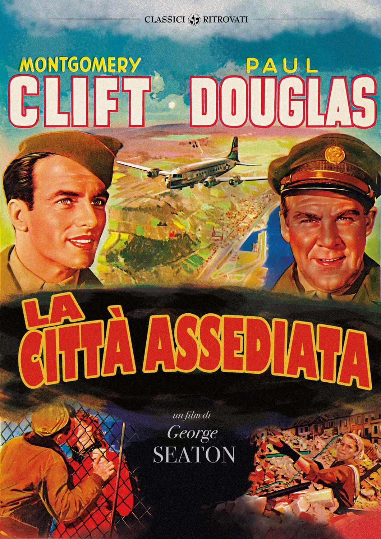 LA CITTA' ASSEDIATA (DVD)