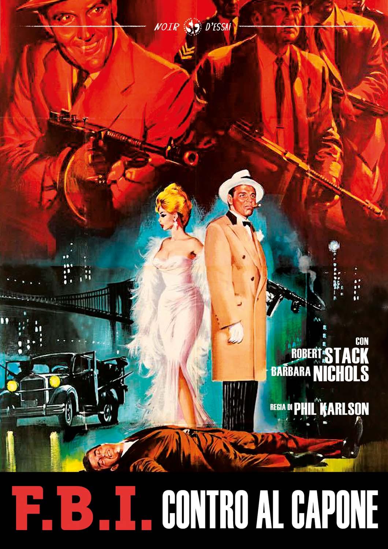F.B.I. CONTRO AL CAPONE (DVD)