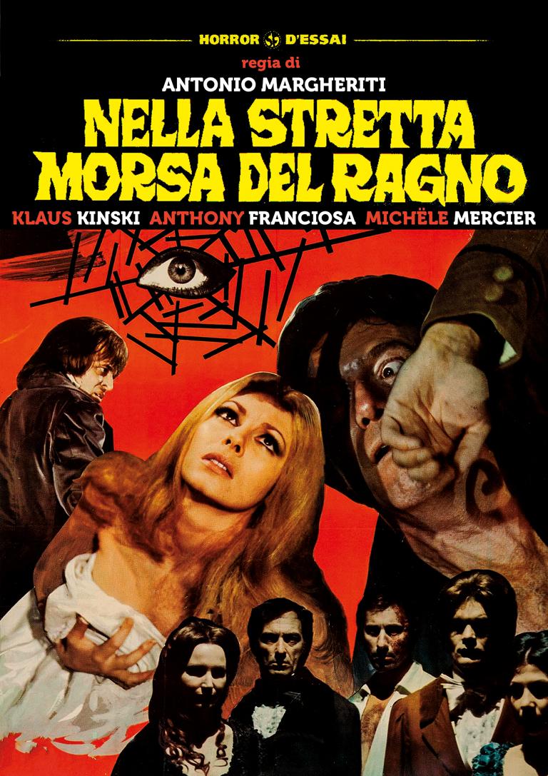 NELLA STRETTA MORSA DEL RAGNO (DVD)