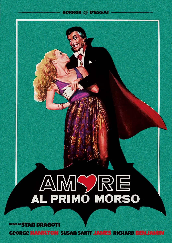 AMORE AL PRIMO MORSO (RESTAURATO IN 4K) (DVD)