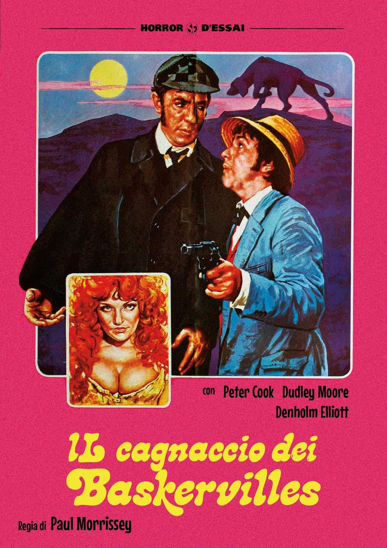 IL CAGNACCIO DEI BASKERVILLE (DVD)