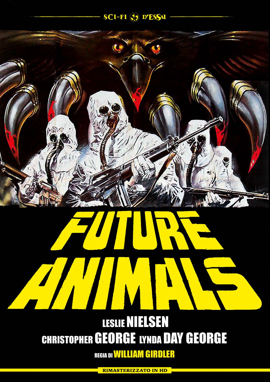 FUTURE ANIMALS (RESTAURATO IN 4K) (DVD)