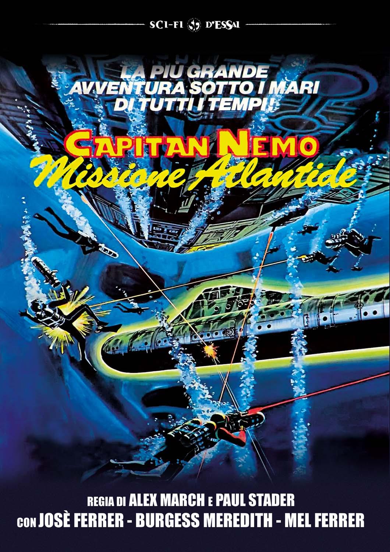 CAPITAN NEMO MISSIONE ATLANTIDE (DVD)