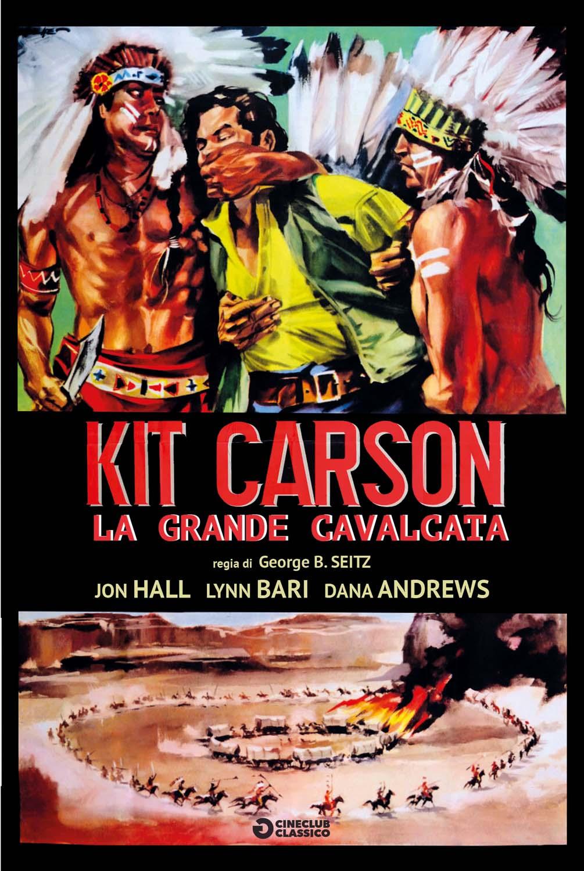 KIT CARSON LA GRANDE CAVALCATA (DVD)