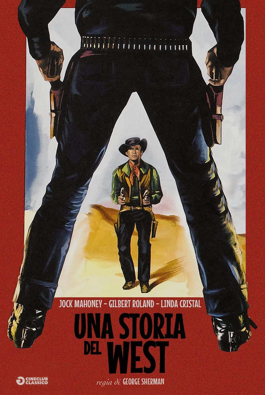 UNA STORIA DEL WEST (DVD)