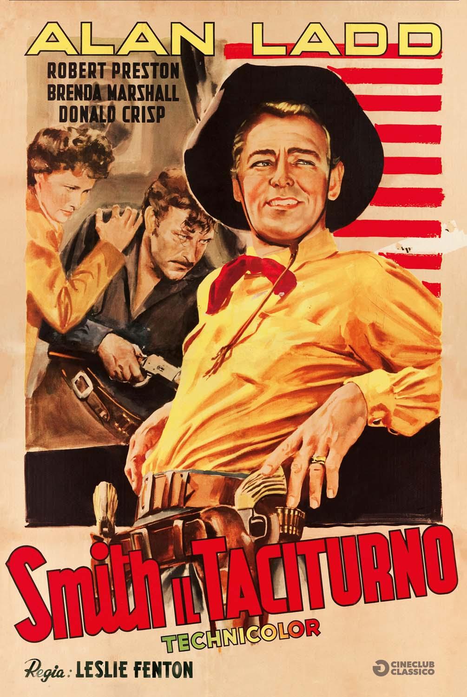 SMITH IL TACITURNO (DVD)