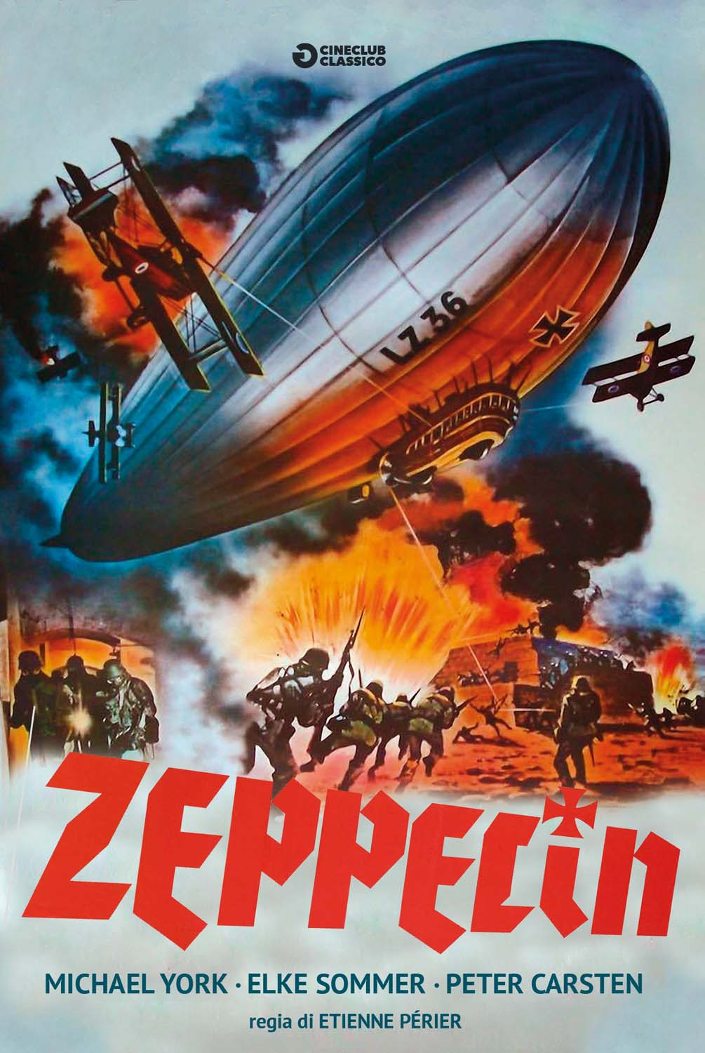 ZEPPELIN (DVD)