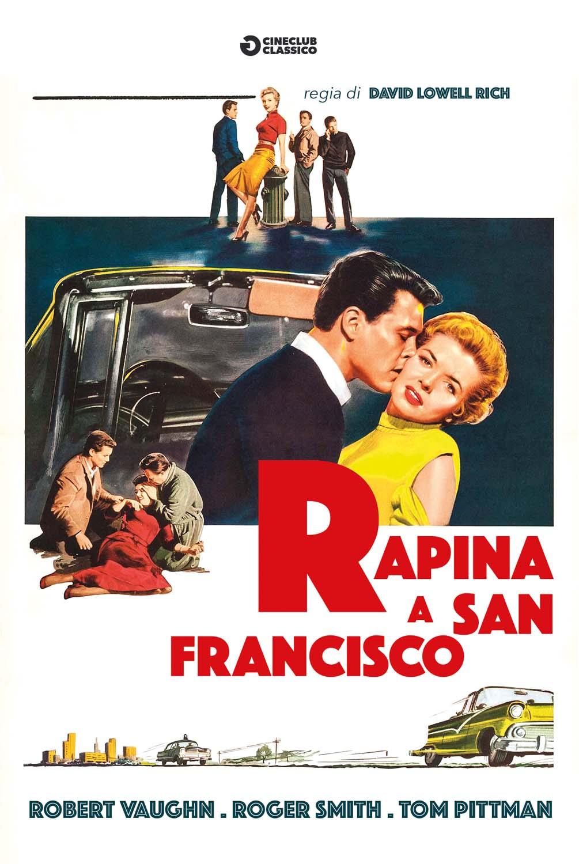 RAPINA A SAN FRANCISCO (DVD)