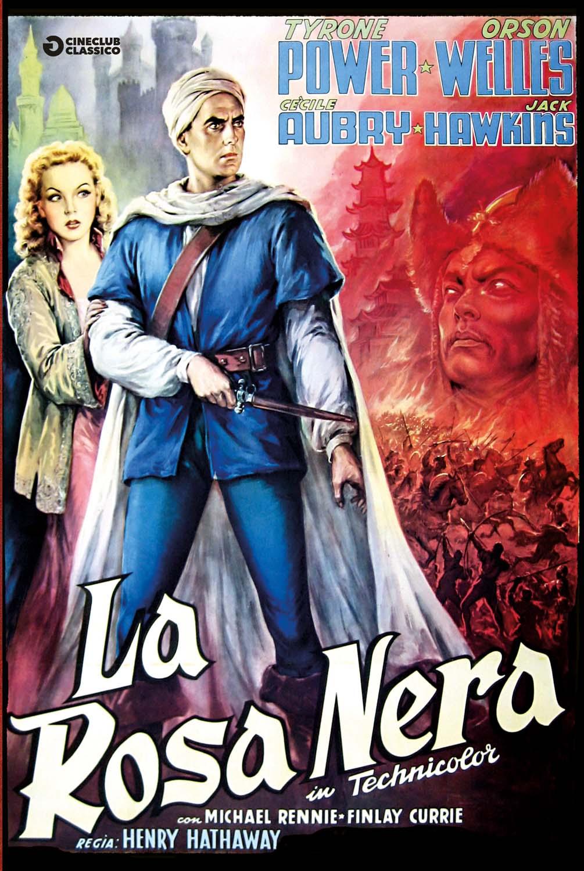 LA ROSA NERA (DVD)