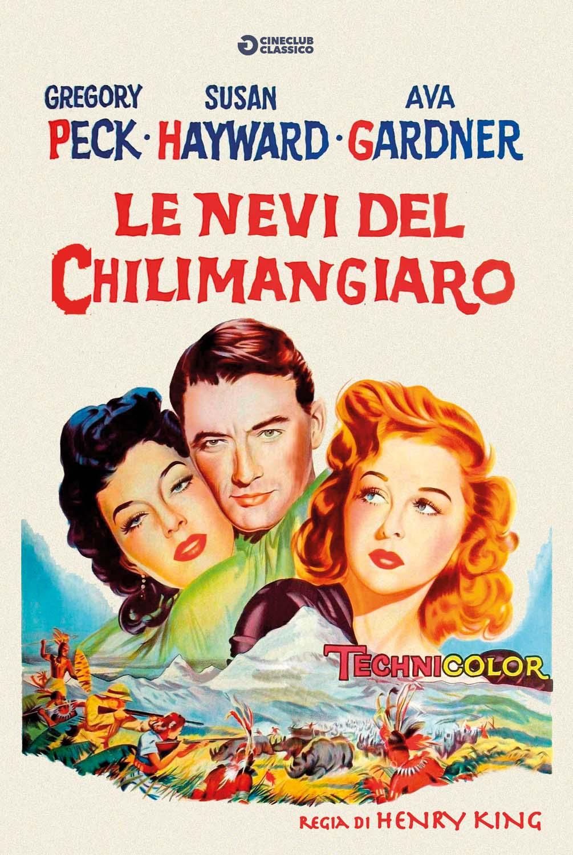 LE NEVI DEL CHILIMANGIARO (DVD)