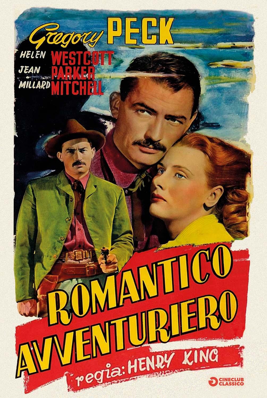 ROMANTICO AVVENTURIERO (DVD)