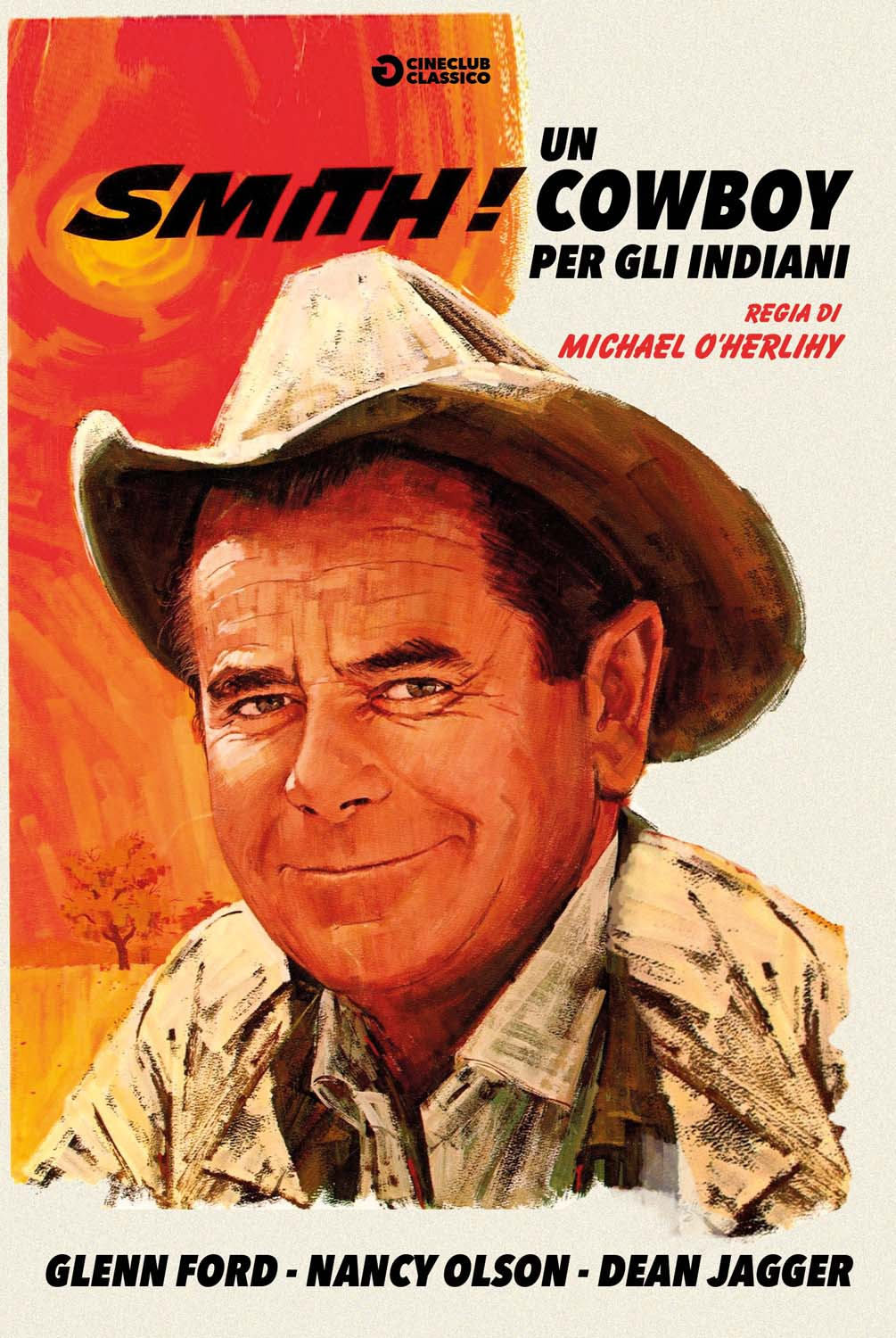 SMITH UN COWBOY PER GLI INDIANI (DVD)
