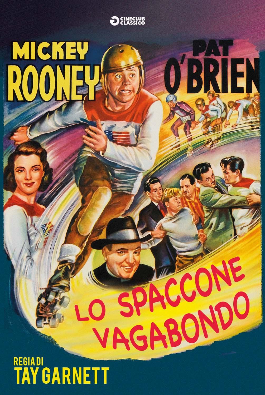 LO SPACCONE VAGABONDO (DVD)