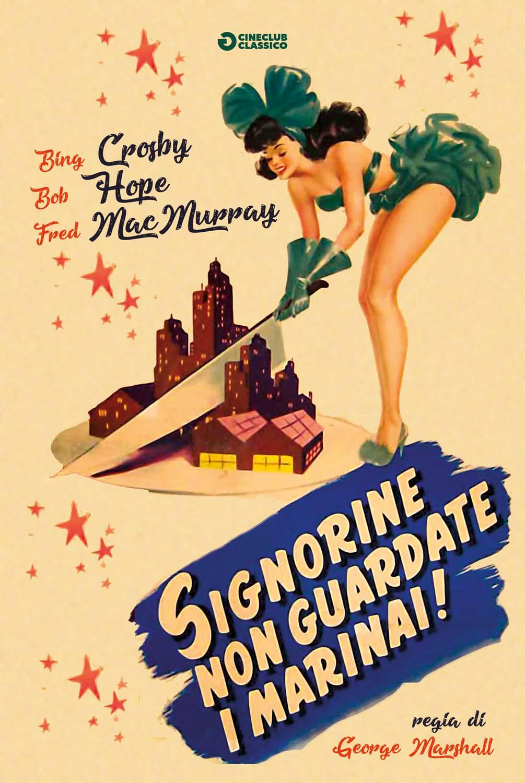 SIGNORINE NON GUARDATE I MARINAI (DVD)