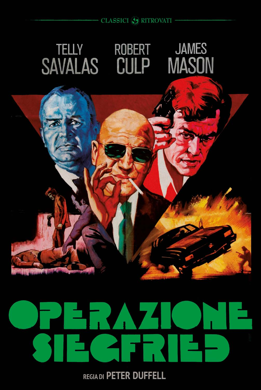 OPERAZIONE SIEGFRIED (DVD)
