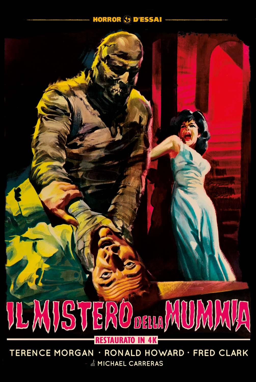 MISTERO DELLA MUMMIA (IL) (RIMASTERIZZATO IN 4K) (DVD)