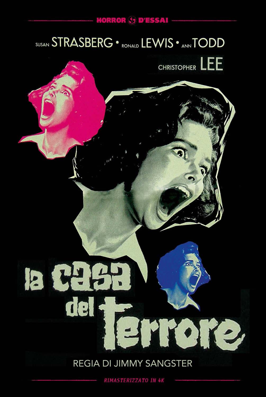 LA CASA DEL TERRORE (RIMASTERIZZATO IN 4K) (DVD)