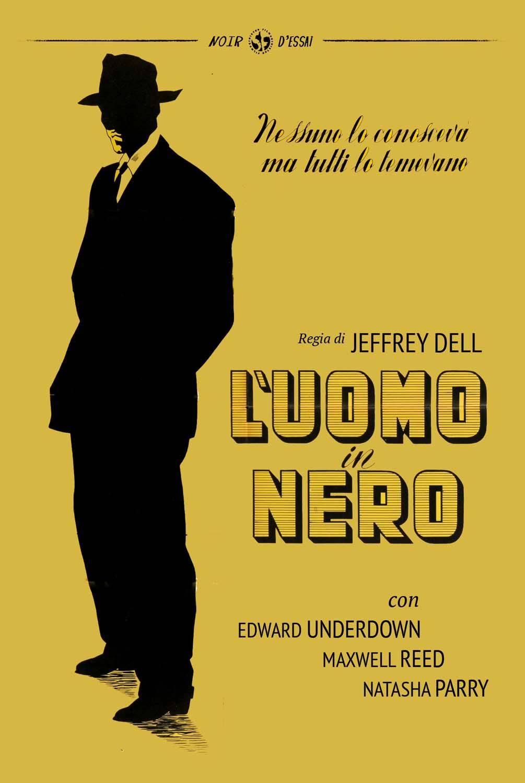 L'UOMO IN NERO - 1951 (DVD)