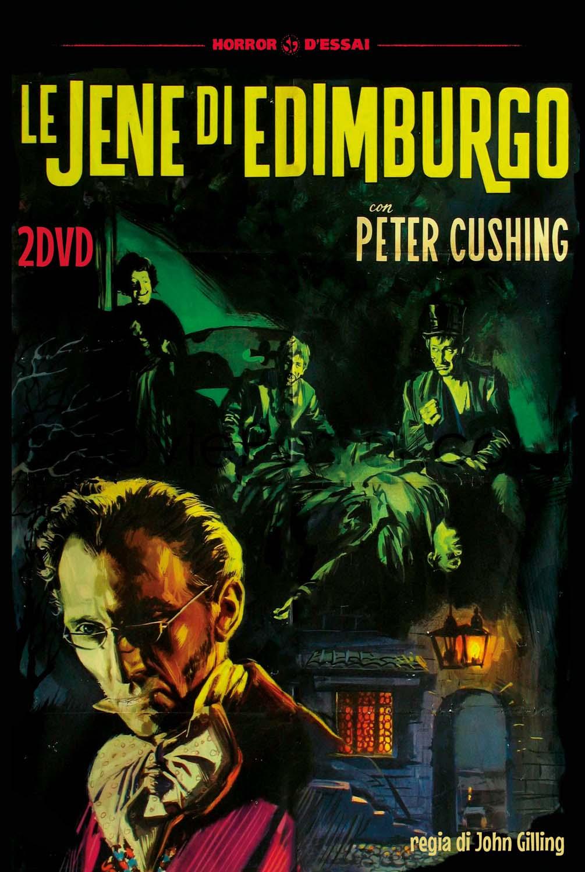 LE JENE DI EDIMBURGO (2 DVD) (DVD)