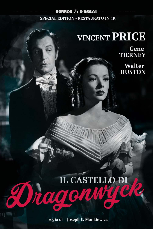 IL CASTELLO DI DRAGONWYCK (SPECIAL EDITION) (RESTAURATO IN 4K) (DVD)
