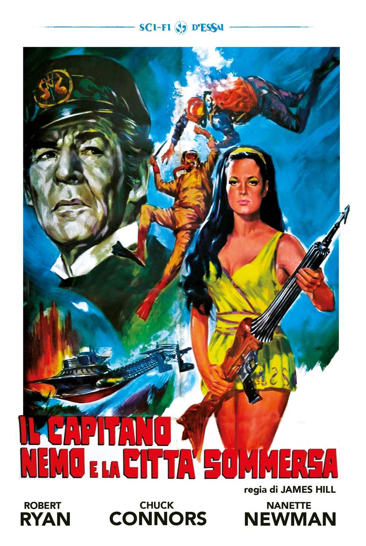 CAPITAN NEMO E LA CITTA' SOMMERSA (DVD)