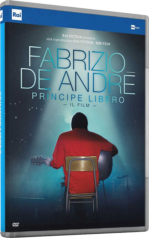 FABRIZIO DE ANDRE' - PRINCIPE LIBERO (DVD)