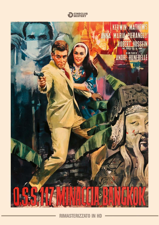 OSS 117 - MINACCIA BANGKOK (RIMASTERIZZATO IN HD) (DVD)