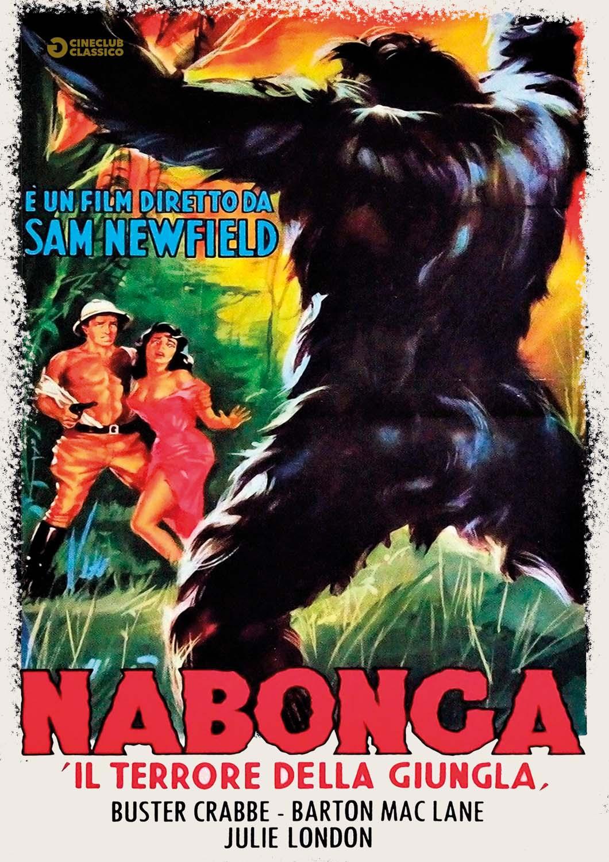 NABONGA (DVD)