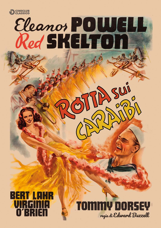 ROTTA SUI CARAIBI (DVD)