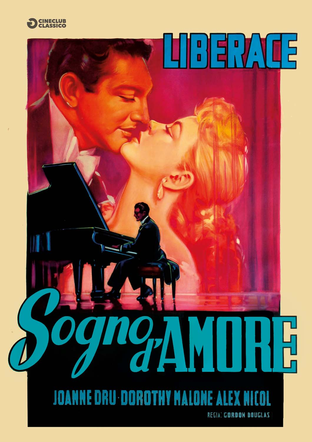 SOGNO D'AMORE (DVD)