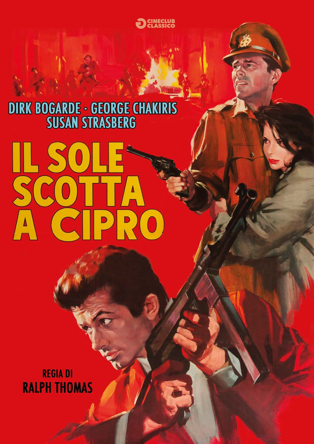 IL SOLE SCOTTA A CIPRO (DVD)