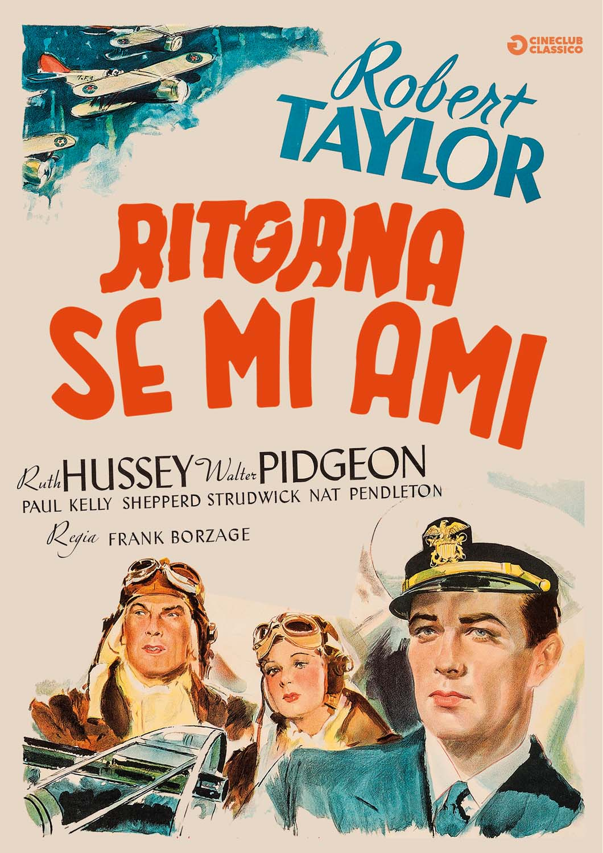 RITORNA SE MI AMI (DVD)