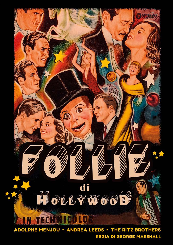 FOLLIE DI HOLLYWOOD (DVD)