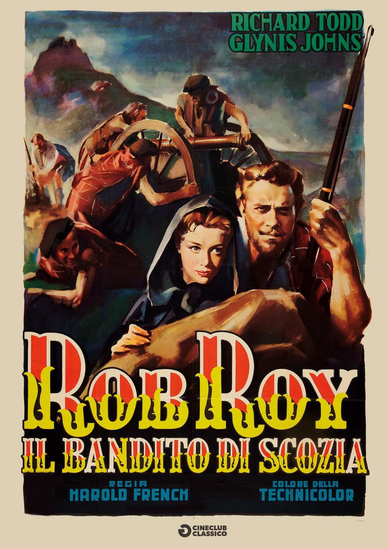 ROB ROY IL BANDITO DI SCOZIA (DVD)