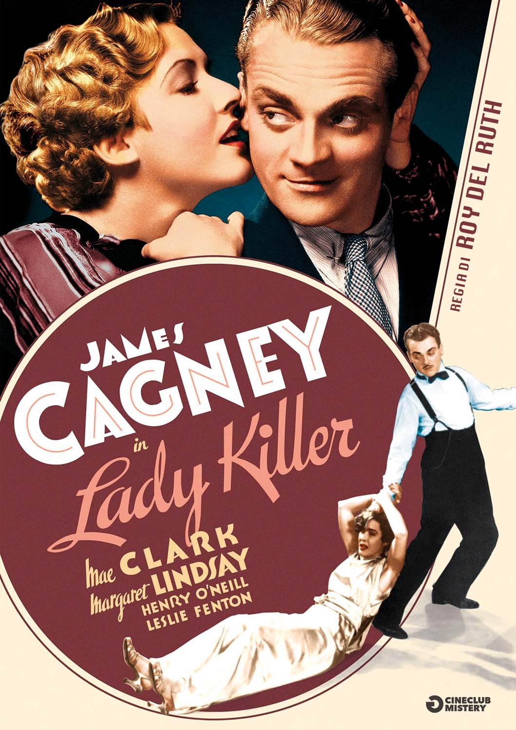 LADY KILLER (DVD)