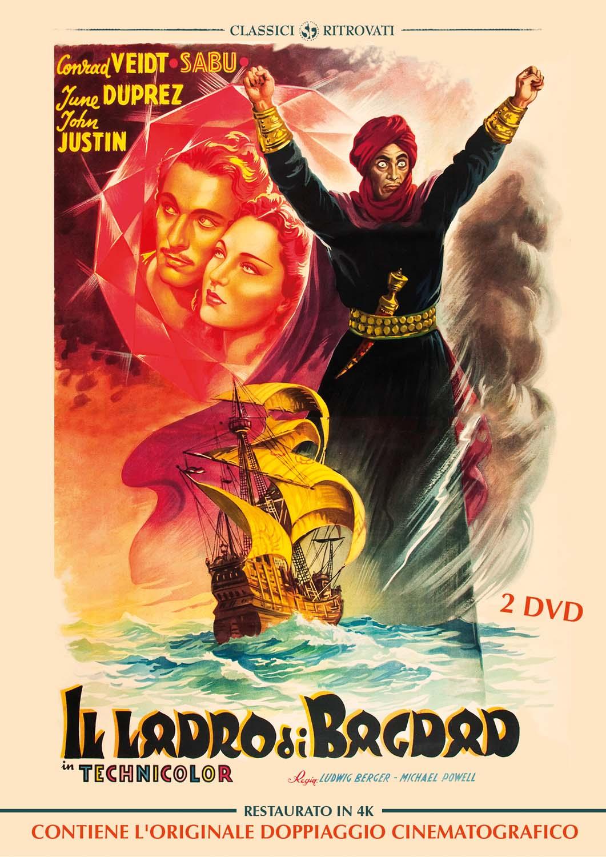 IL LADRO DI BAGDAD (SPECIAL EDITION) (RESTAURATO IN 4K) (2 DVD) (DVD)