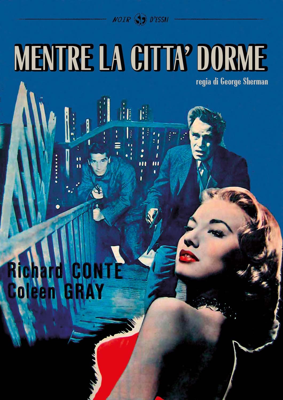 MENTRE LA CITTA' DORME (DVD)
