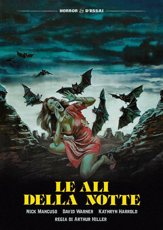 LE ALI DELLA NOTTE (DVD)