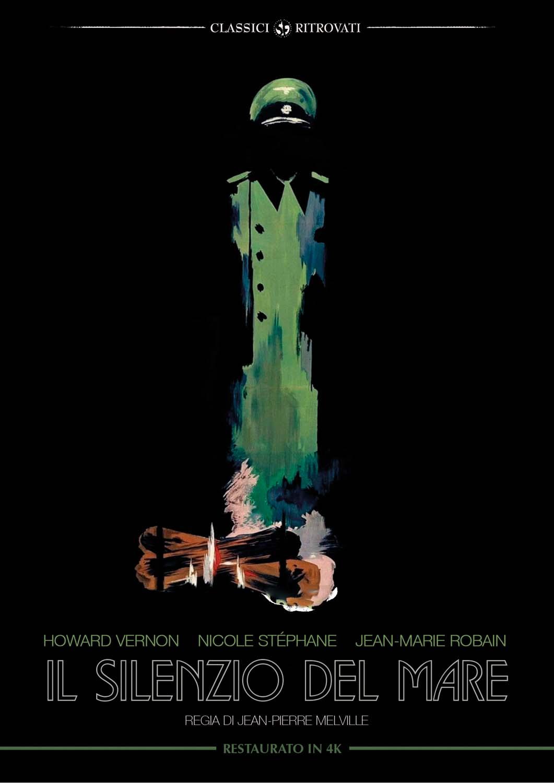 IL SILENZIO DEL MARE (RESTAURATO IN 4K) (DVD)