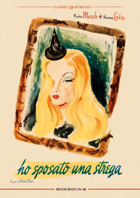 HO SPOSATO UNA STREGA (RESTAURATO IN 4K) (DVD)