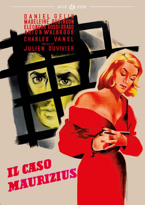 IL CASO MAURIZIUS (DVD)